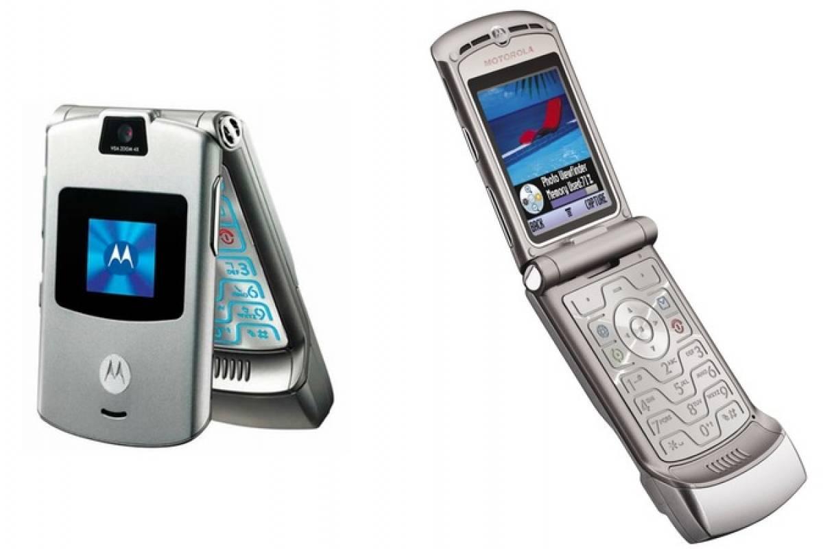 Motorola Razr 2004