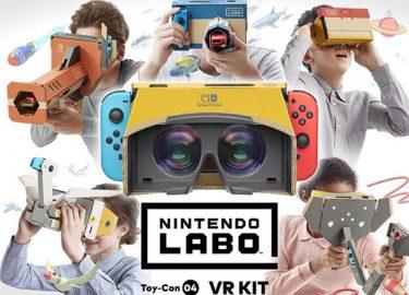 Nintendo Switch Toycon 04 VR Kit