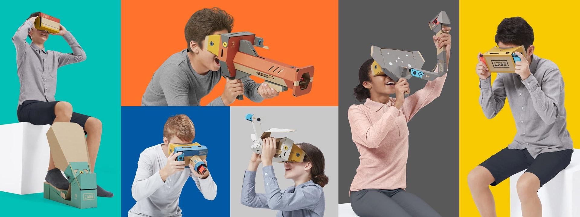 Nintendo Toycon 04 VR Kit
