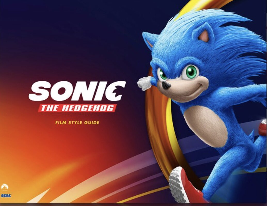 Gelekte Sonic the Hedgehog footage