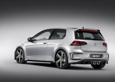 Volkswagen Golf R Plus