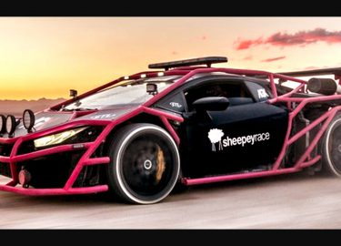 De Unicorn V3 Twin Turbo Lamborghini Klaar Voor De Rally Fhm