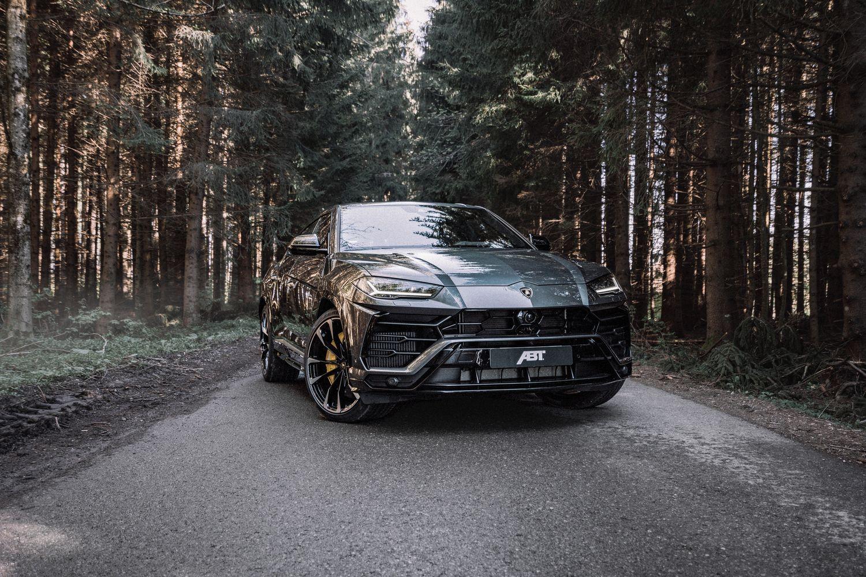 Tuningbedrijf ABT geeft Lamborghini Urus een heerlijke upgrade