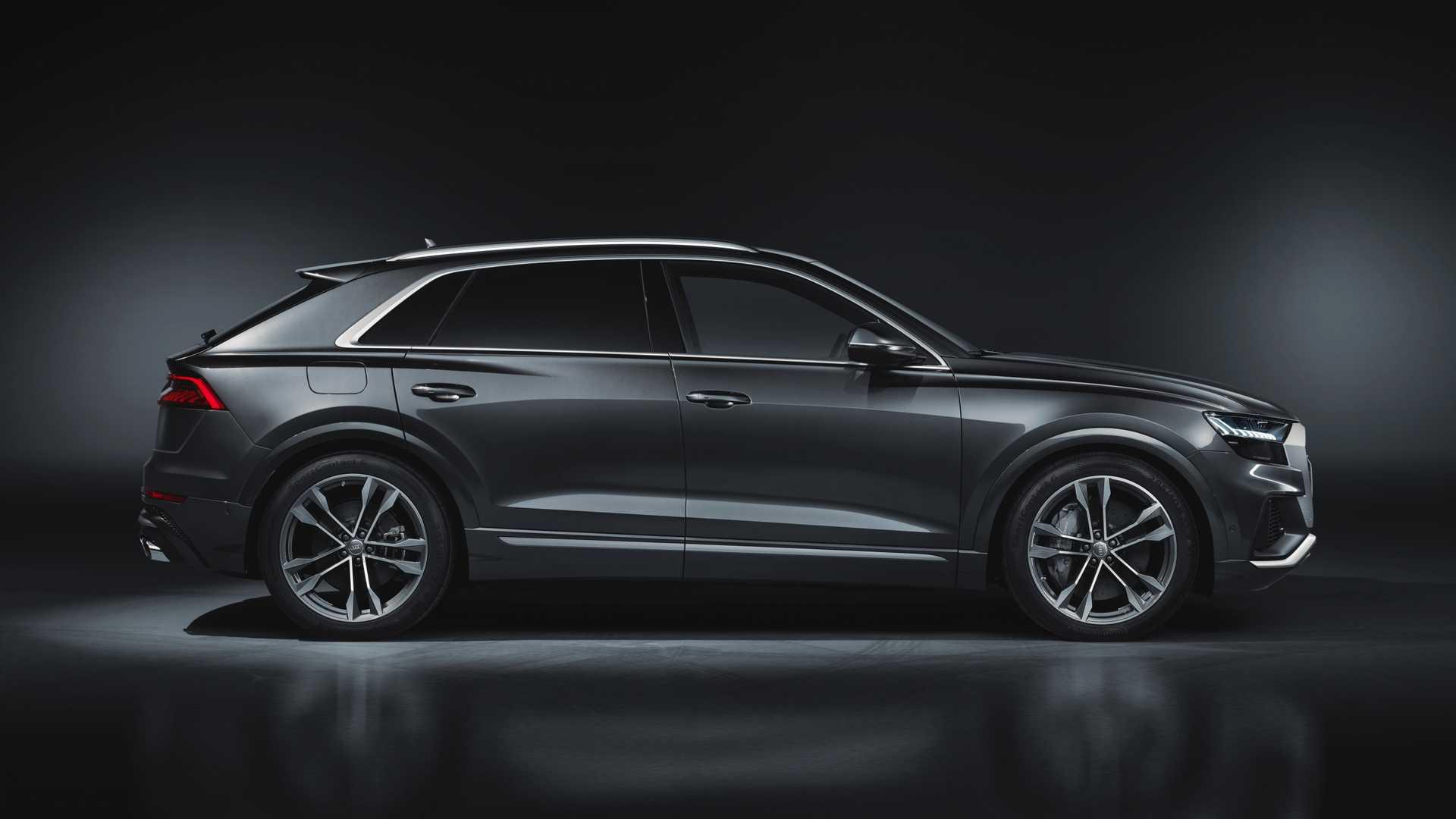 Met de nieuwe Audi SQ8 ben je de koning van de weg - FHM