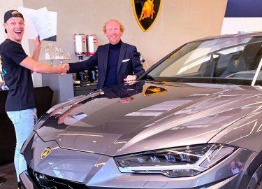 Enzo Knol Lamborghini Urus