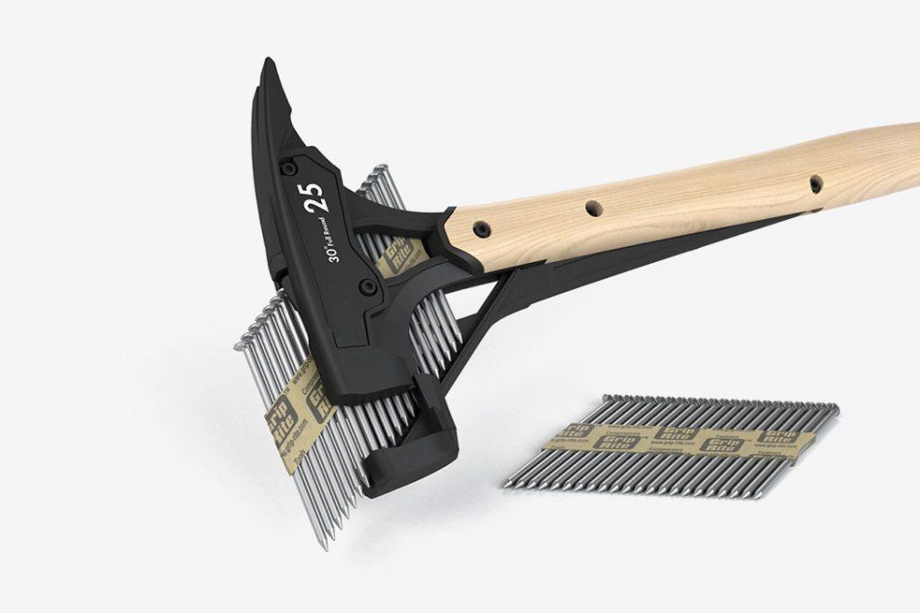 FHM-klus hamer