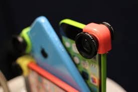 Clip-on camera
