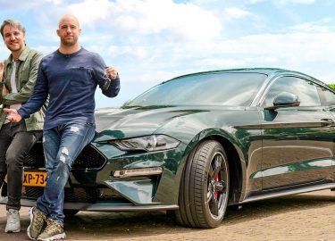Ford Mustang Bullit Day 1 JayJay Boske