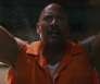 Dwayne Johnson gekleurde Superman