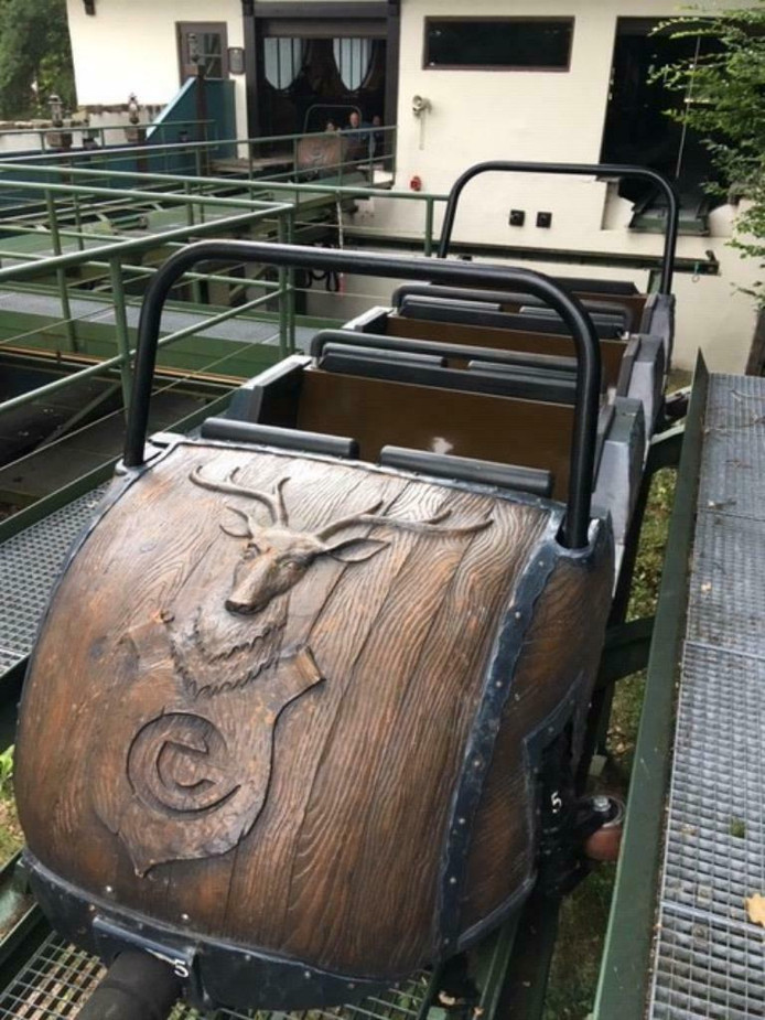 Efteling bobslee
