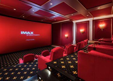 IMAX privé bioscoop