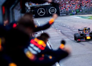Max Verstappen pit stop record