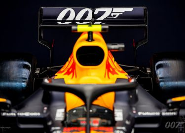 Red Bull Racing 007-livery