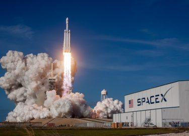 SpaceX 2021 commerciële ruimtereis