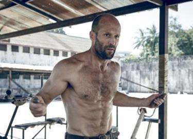 Trainingsschema van Jason Statham