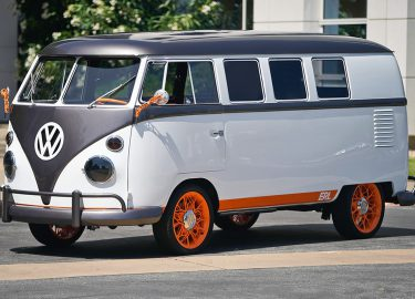 Volkswagen 1962 Type 2 Microbus