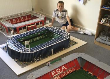 Stadions LEGO