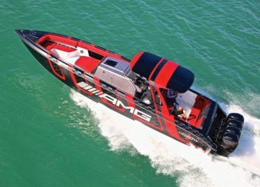 FHM-Mercedes-AMG Speedboot