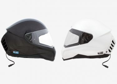 Helm met airconditioning
