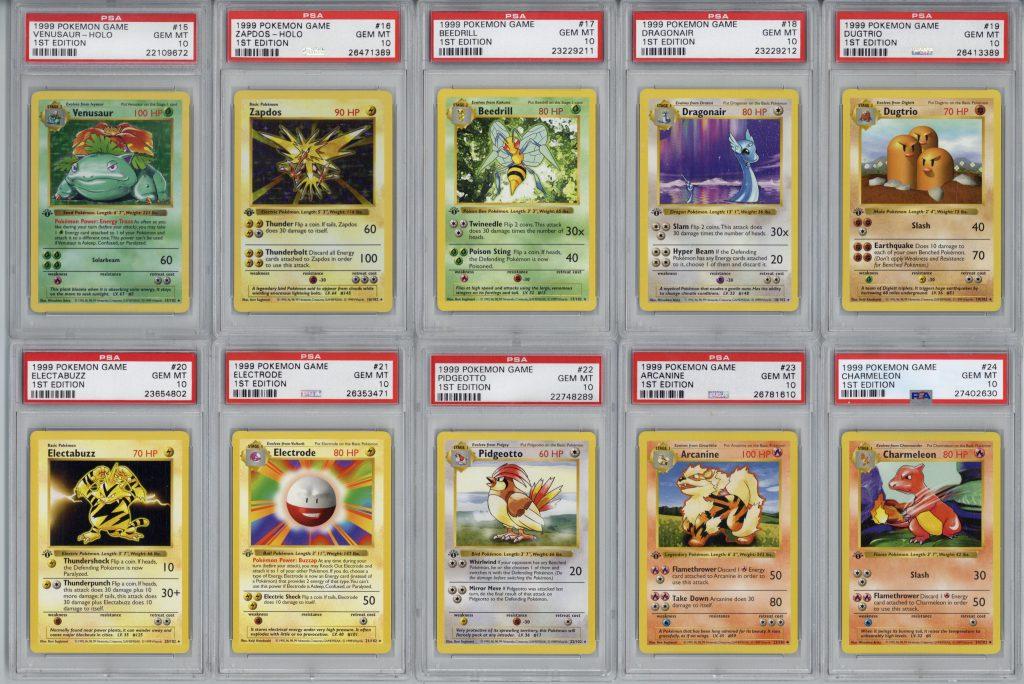 FHM-Pokémonkaarten