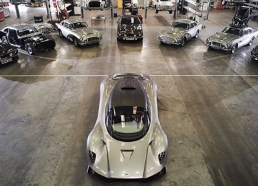Bond 25 James Bond Aston Martins
