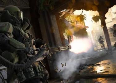 Call of Duty Moderen Warfare