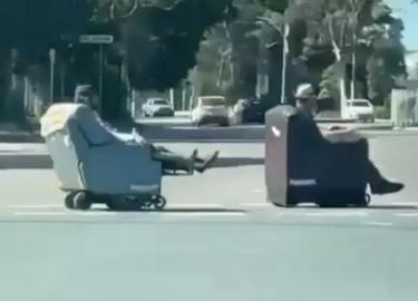 Chill voertuig