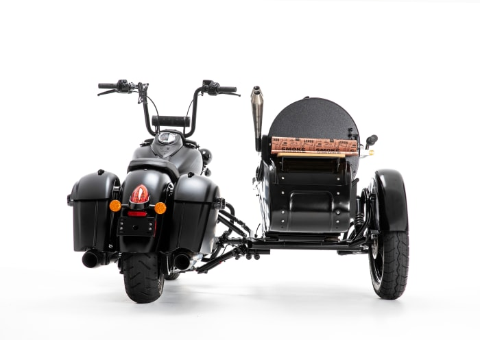 FHM-BBQ Motor