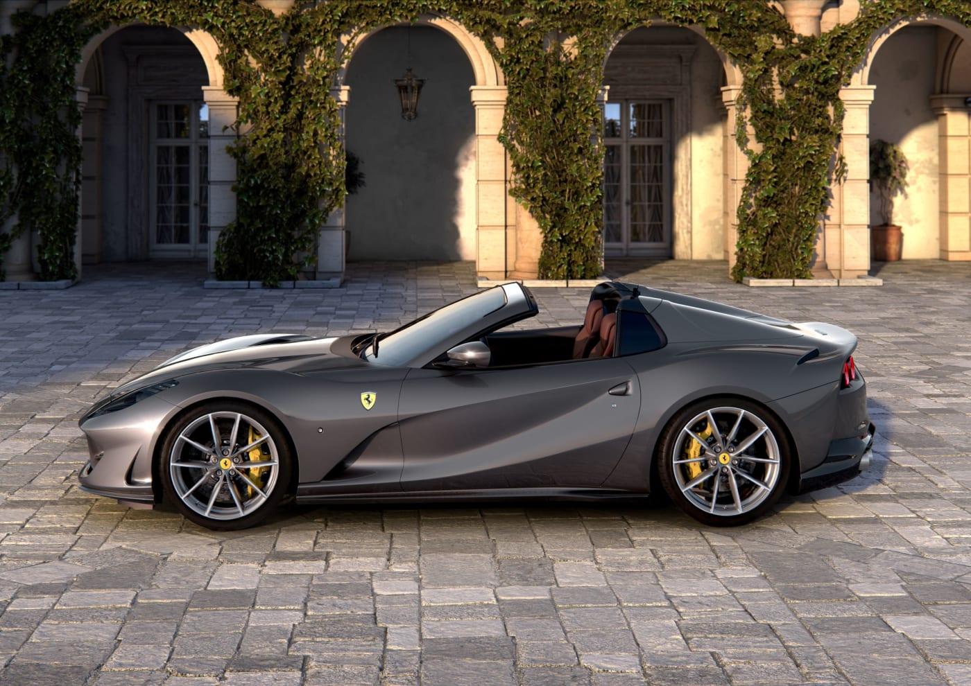 Foto: Ferrari/812 GTS