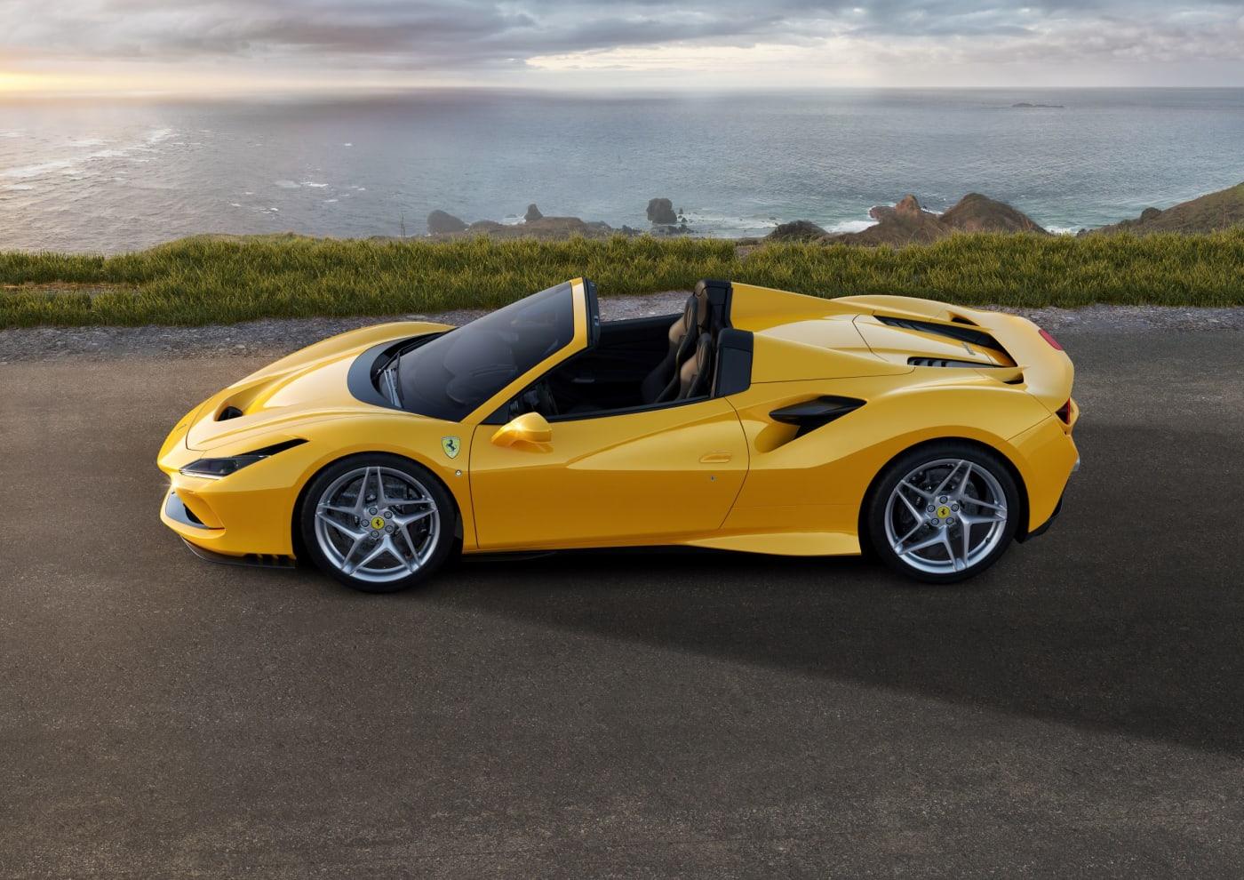 Foto: Ferrari/F8 Spider