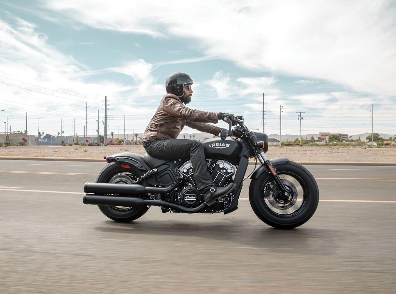 Scout Bobber Twenty. Foto: Indian Motorcycle