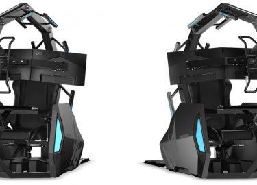 Predator Thronos Air Gaming Chair.