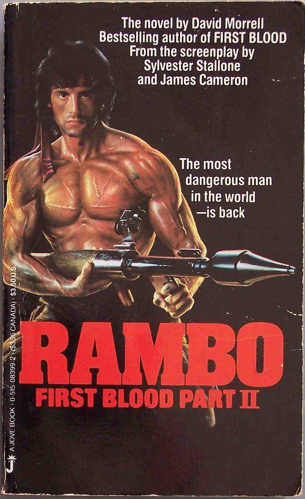 FHM-Sylvester Stallone Rambo