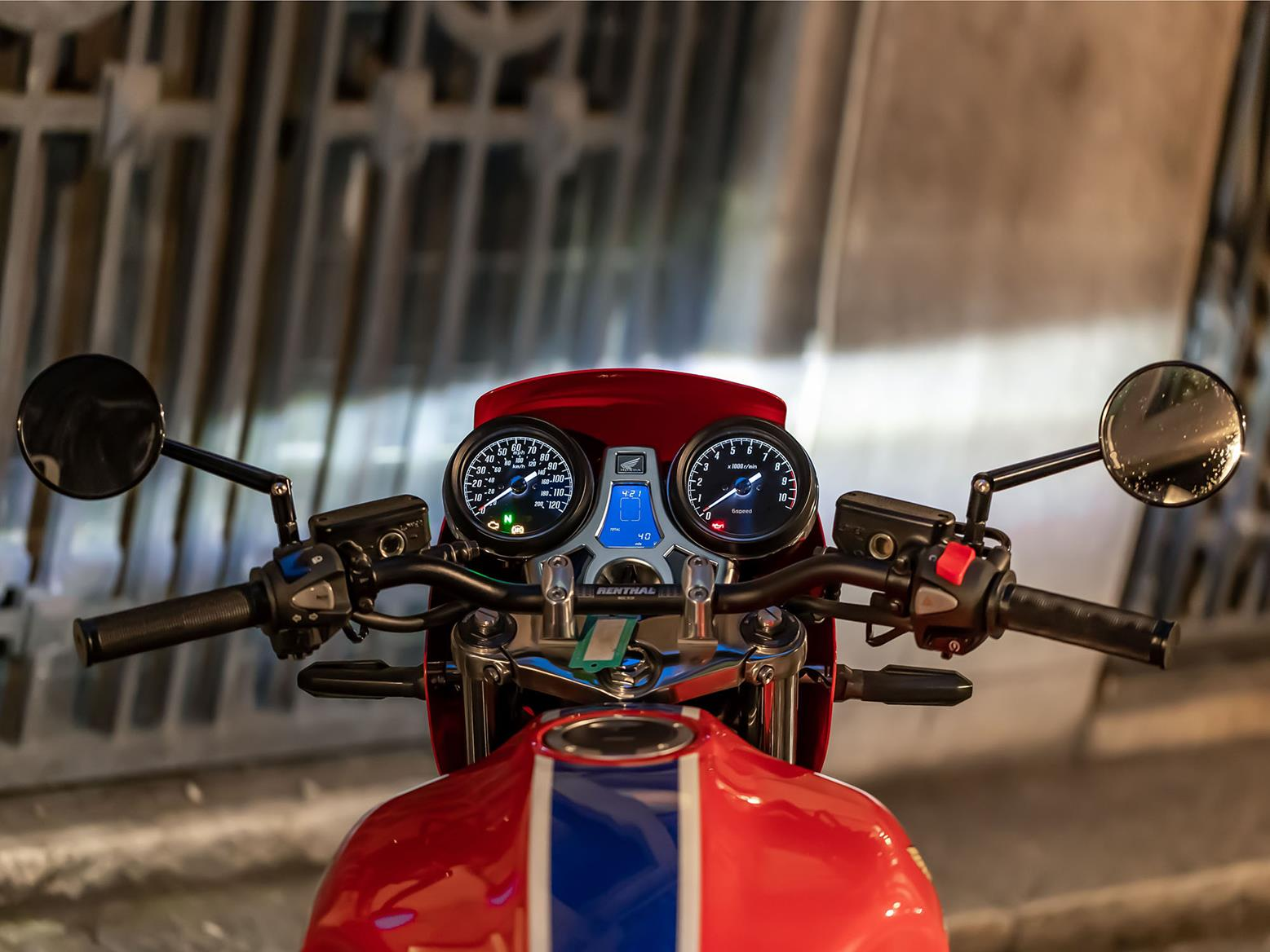 Foto: Honda/CB1100RS
