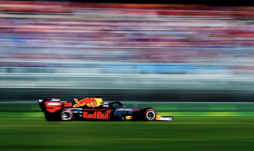 Red Bull Racing Spec-4 motor
