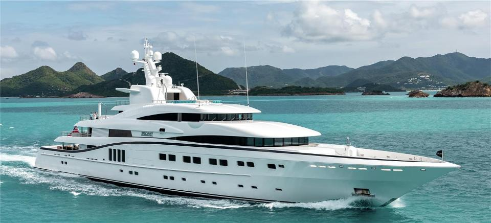 Foto: Burgess Yachts