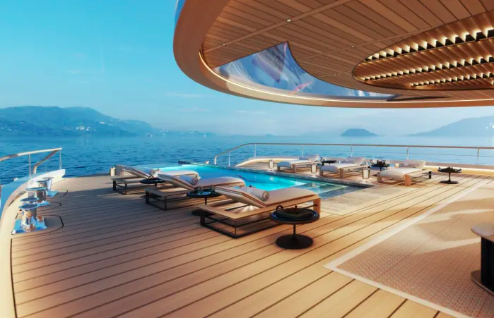 Foto: Sinot Yacht Architecture & Design
