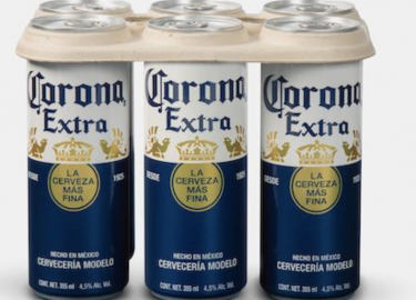 Corona bier recyclen