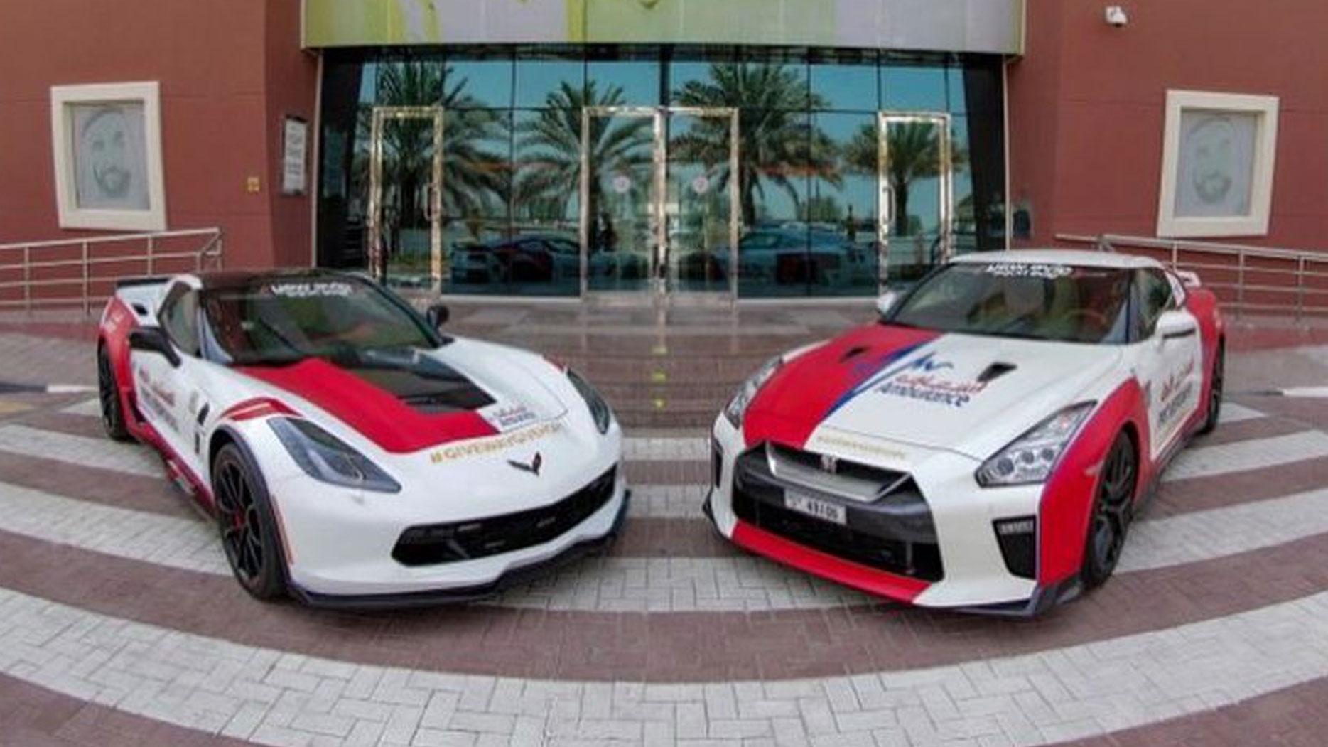 Foto:  Dubai Corporation For Ambulance Services