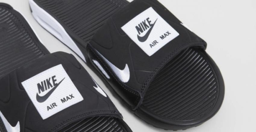 Nike Air Max 90 badslippers worden in maart gereleased FHM