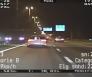 Golf GTI A35 AMG achtervolging