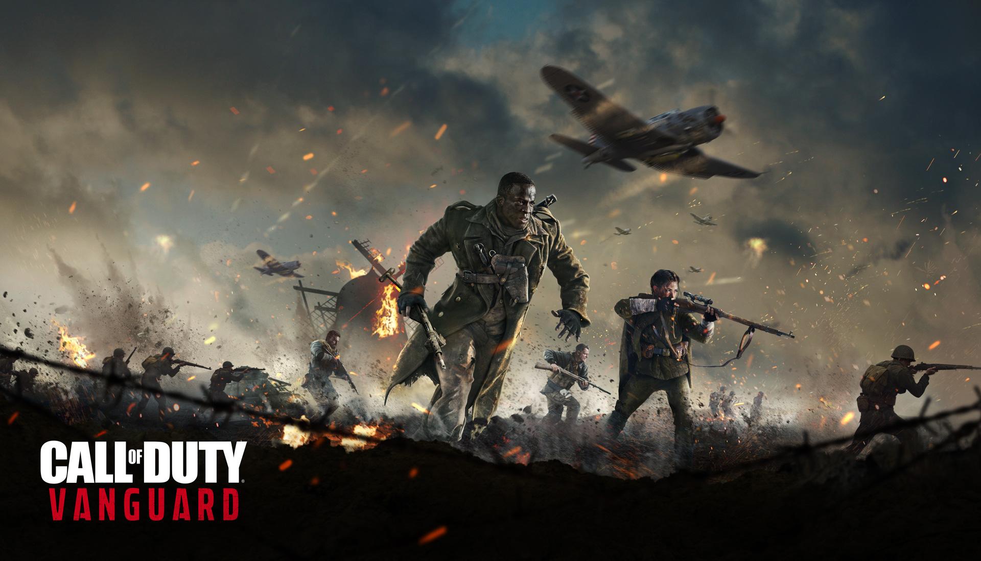 Alles wat je moet weten over de nieuwe Call of Duty Vanguard - FHM